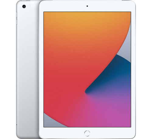 "Apple Apple iPad 10.2"" (2020) 32GB + 4G Silver"