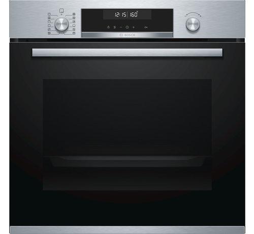 Bosch Bosch HBA578BS0 Serie 6 Inbouw oven 60cm