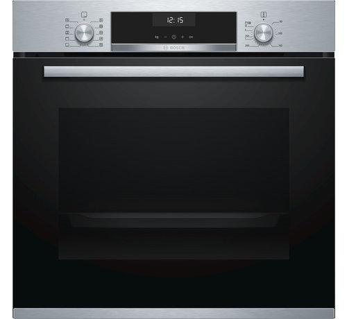 Bosch Bosch HBA537BS0 Serie 6 - Inbouw oven - RVS Zwart