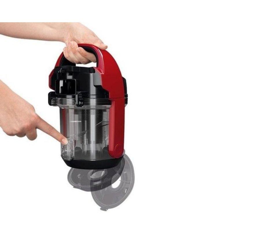 Bosch Serie | 2 BGC05A322 Stofzuiger zonder zak Rood