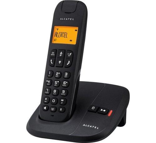 Alcatel Alcatel Delta 180 Voice Dect Huistelefoon Zwart