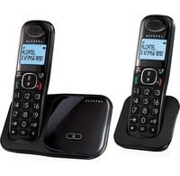 Alcatel Alcatel XL280 Duo Dect Huistelefoon Zwart