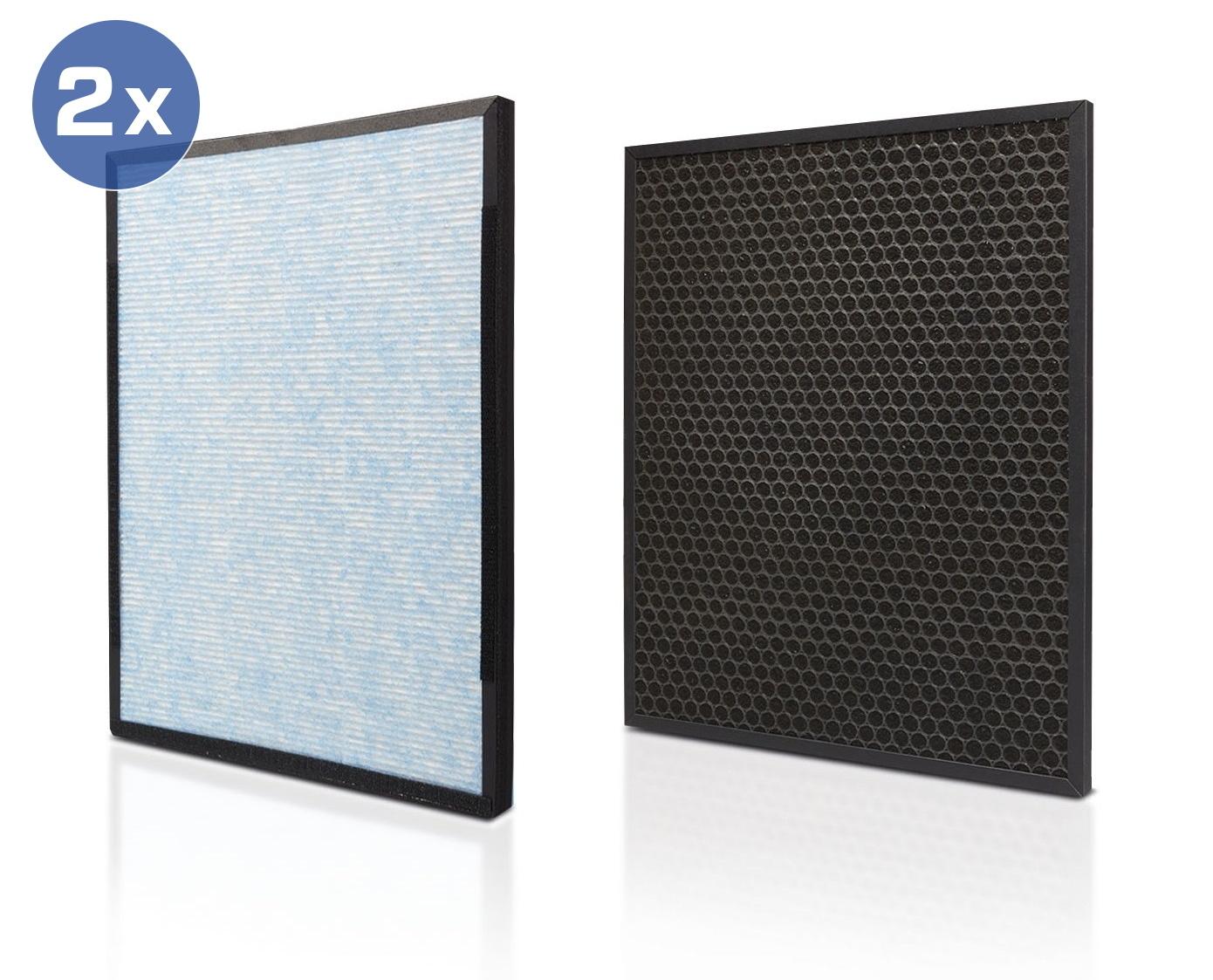 Clean Air vervangfilterset t.b.v. CA510Pro