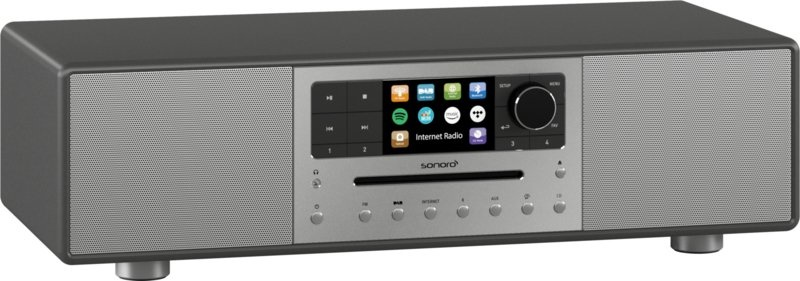 Sonoro 31613MG Design Stereo Meisterstuck
