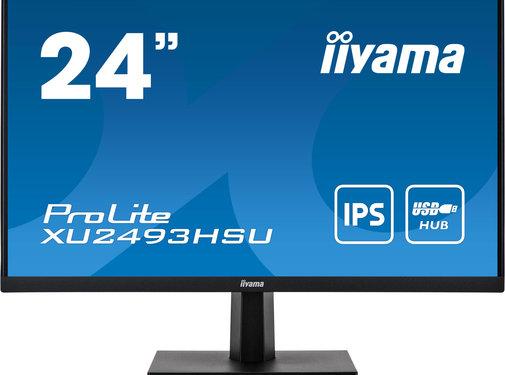 iiyama iiyama ProLite XU2493HSU-B1 24 inch Monitor