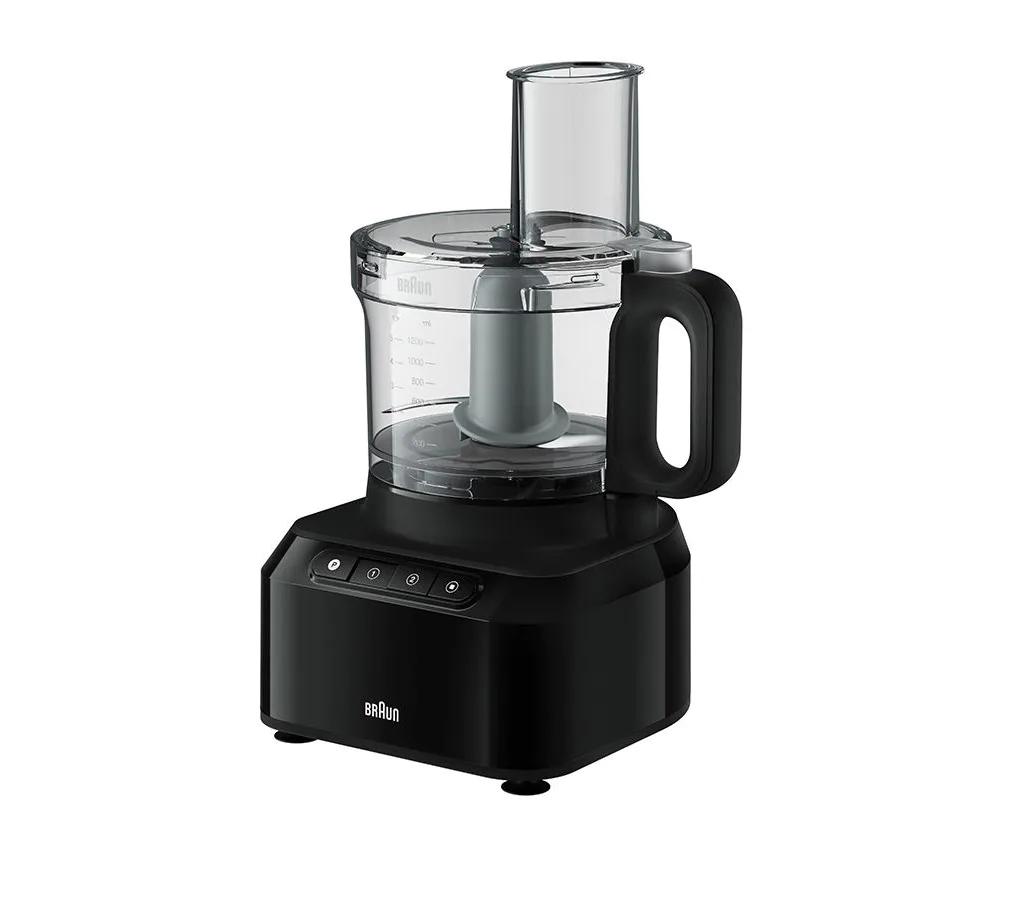 Braun FP3132BK keukenmachine