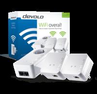 Devolo Devolo 9643 dLAN 550 WiFi Network Kit Powerline