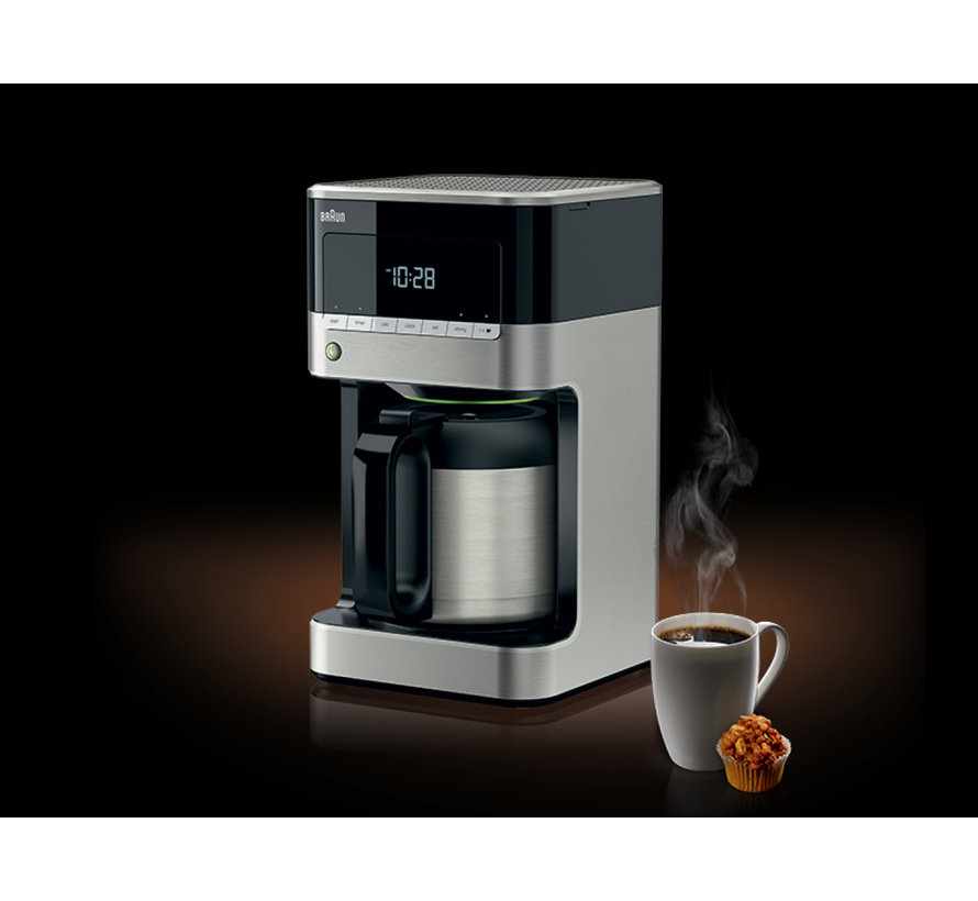 Braun  KF7125BK PurAroma 7 koffiezetapparaat