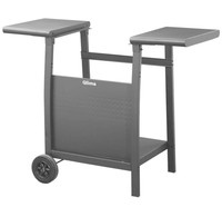 Qlima Qlima FPT102 Trolley voor FPG102 barbecue