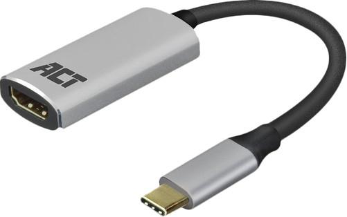 ACT AC7010 USB-C naar HDMI female adapter, 4K