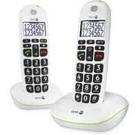 Doro DORO Phone Easy 110 Duo Wit Huistelefoon