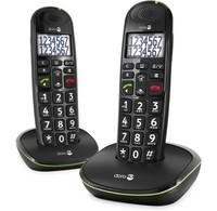 Doro Doro Phone Easy 110 Duo Zwart Dect telefoon