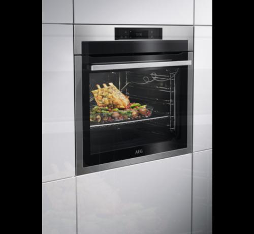 AEG AEG BPE748380 Inbouw Oven