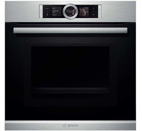Bosch Bosch HMG636BS1 Inbouw oven met magnetron 60cm
