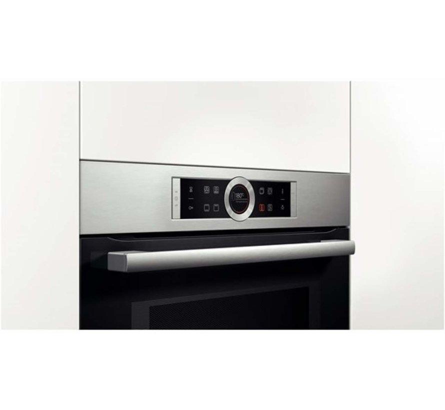 Bosch CMG633BS1 Inbouw oven met magnetron 45cm
