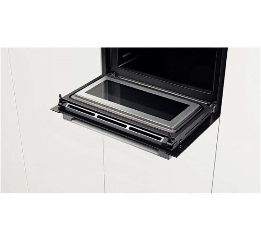 Bosch CMG633BS1 Inbouw oven met magnetron