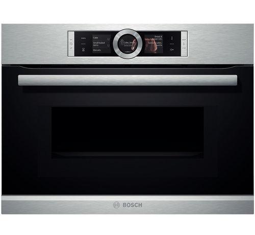 Bosch Bosch CMG636NS2 Inbouw oven met magnetron 45cm
