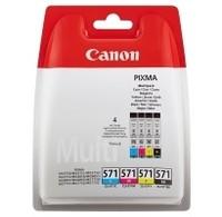Canon Canon Inktcartridge CLI-571 Multipack