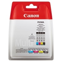 Canon Inktcartridge CLI-571 Multipack