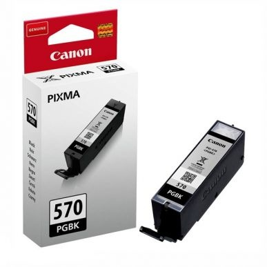 Canon Cartridge Zwart Nr. 570 PGI570PGBK