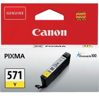 Canon Canon Cartridge Yellow Nr. 571 CLI571Y