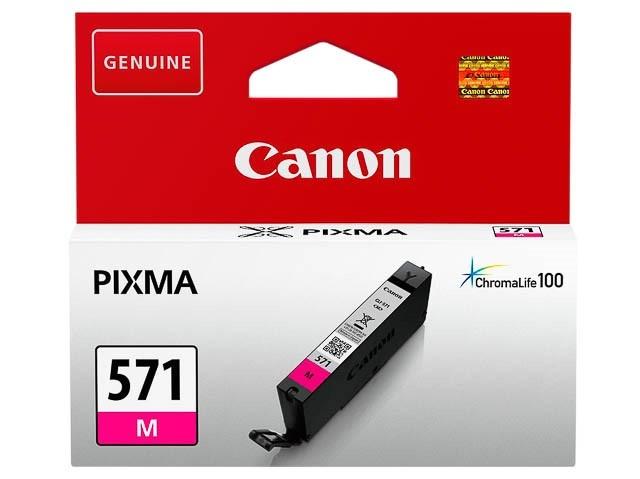 Canon Cartridge Magenta Nr. 571 CLI571M