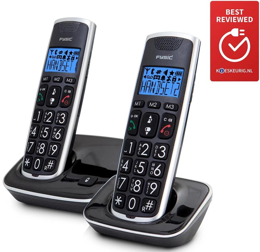 Fysic FX-6020 DECT telefoon