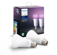 Philips  Philips Hue White and Color E27 Duo Pack (Bluetooth)