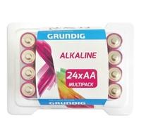 Grundig Grundig Alkaline AA 24 stuks blister
