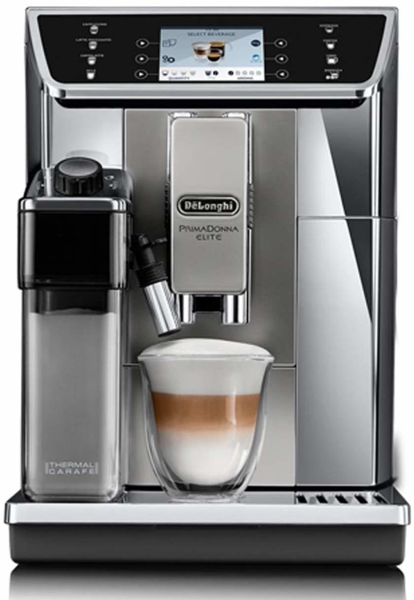 De'Longhi PrimaDonna Elite ECAM650.55.MS Espressomachine