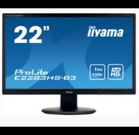 iiyama iiyama ProLite E2283HS-B3 Monitor 21.5 inch