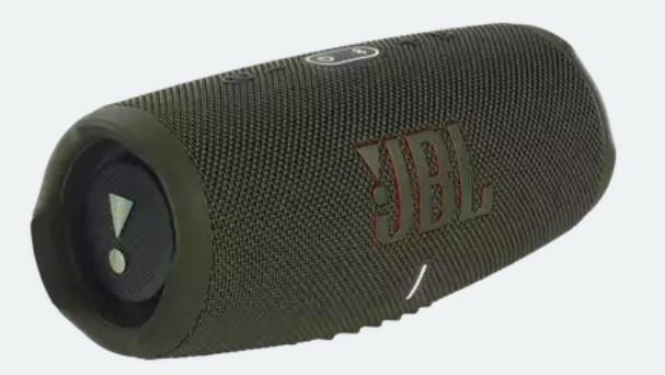 JBL CHARGE 5 Groen bluetooth speaker