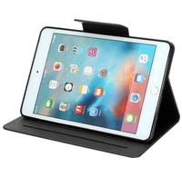 Mobiparts Mobiparts Classic Folio Tasje Apple iPad Mini (2019) Zwart