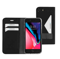 Mobiparts Mobiparts Classic Wallet Case Apple iPhone 7/8 Black