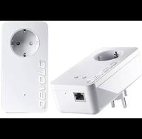 Devolo Devolo 9837 dLAN 550+ WiFi Starter Kit Powerline