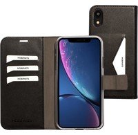 Mobiparts Mobiparts Classic Wallet Case Apple iPhone XR Black