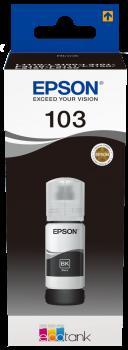 Epson Inktflesje Ecotank 103 Zwart