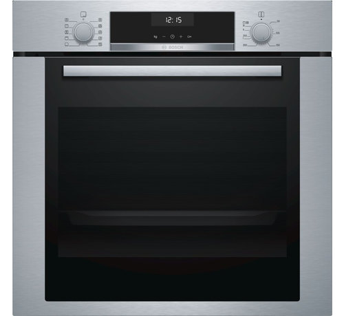 Bosch Bosch HBG337BS0 Serie 6 - Inbouw oven - Inox