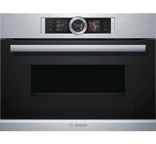 Bosch Bosch CMG636BS2 Inbouw oven met magnetron 45cm