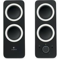Logitech Logitech Z200 2.0 Zwart PC Speakers