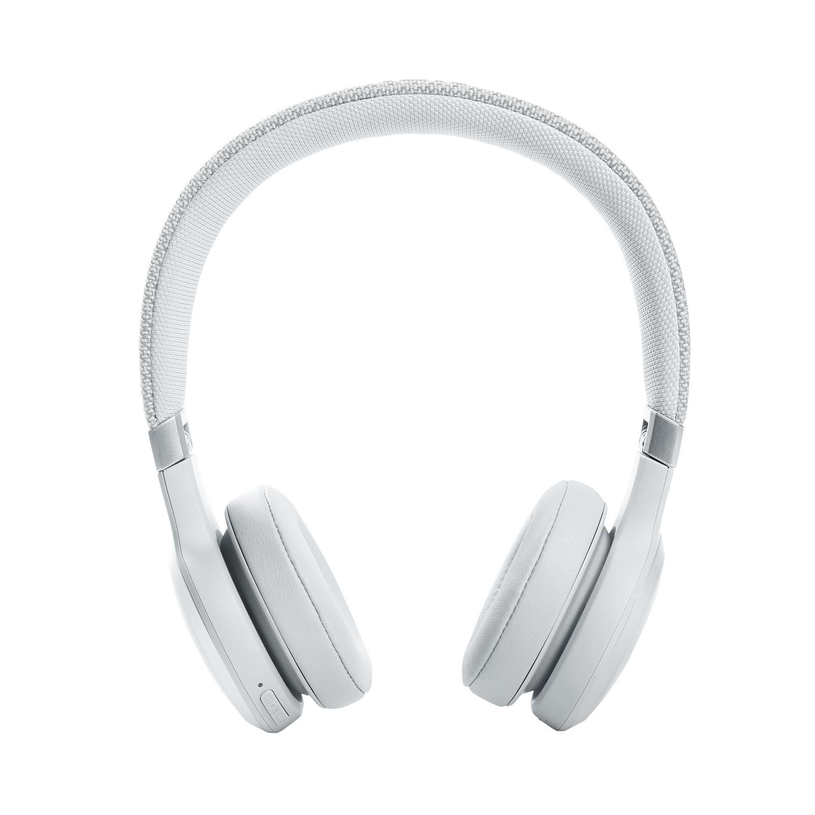 JBL LIVE460NC Wit Wireless Hoofdtelefoon
