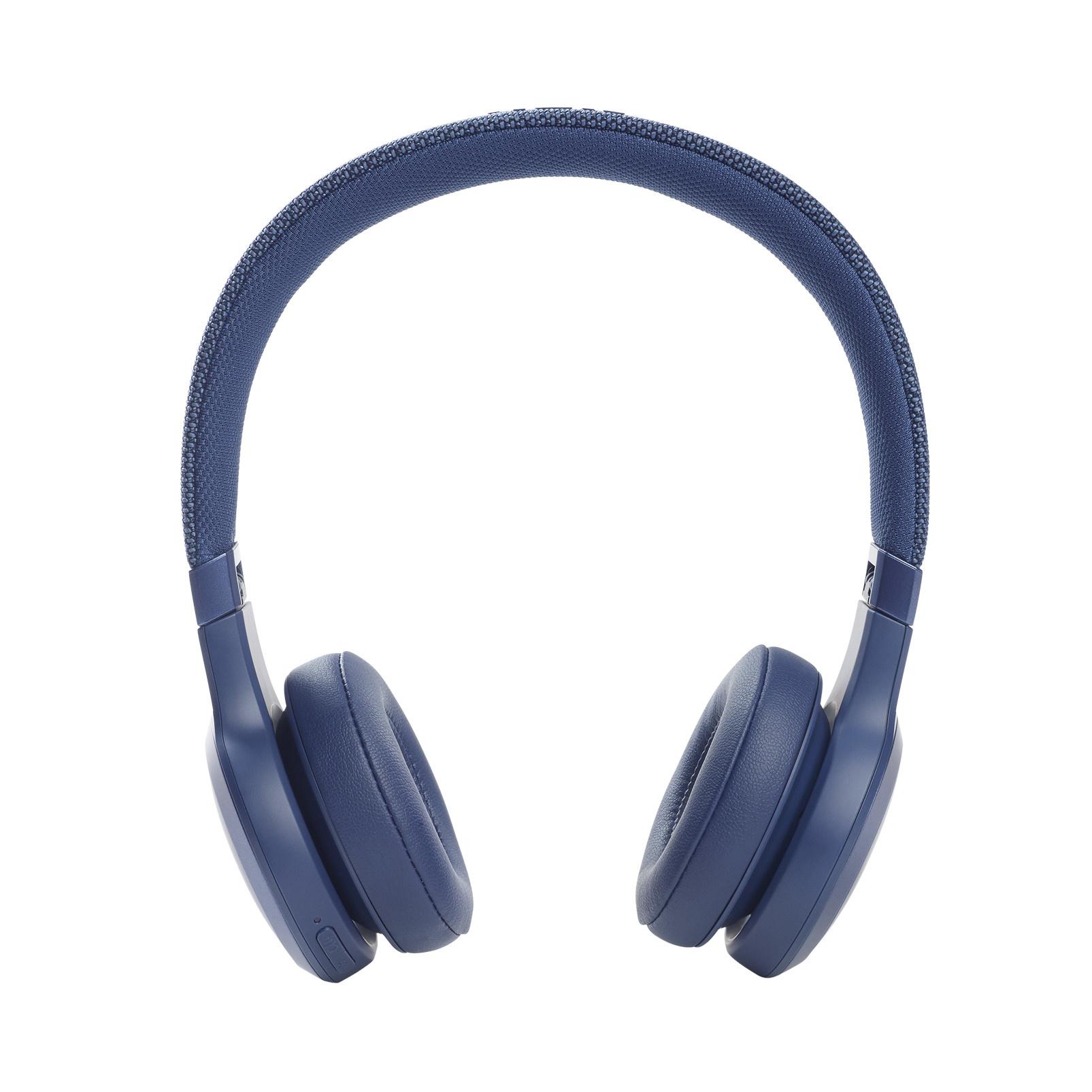 JBL LIVE460NC Blauw Wireless Hoofdtelefoon