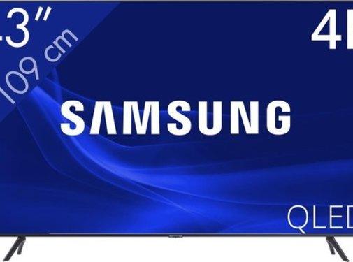 Samsung Samsung QE43Q60TNL - 43 inch Qled tv