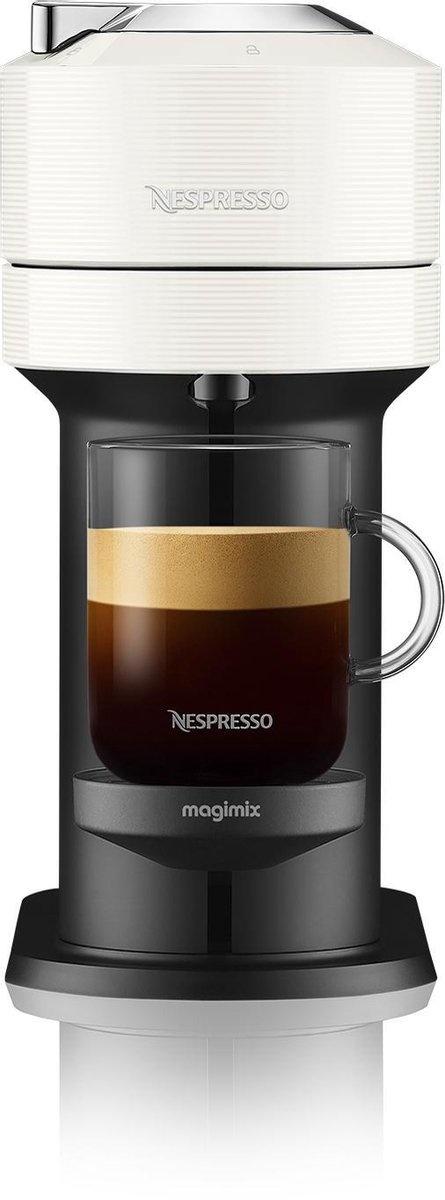 Magimix Vertuo Next  Wit Nespressomachine