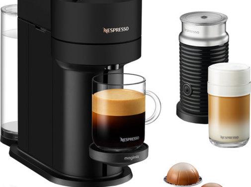 Magimix Magimix Vertuo Next Aerocinno Mat Zwart Nespressomachine