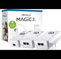 Devolo Devolo 8396 Magic 2 WiFi Multiroom Kit Powerline