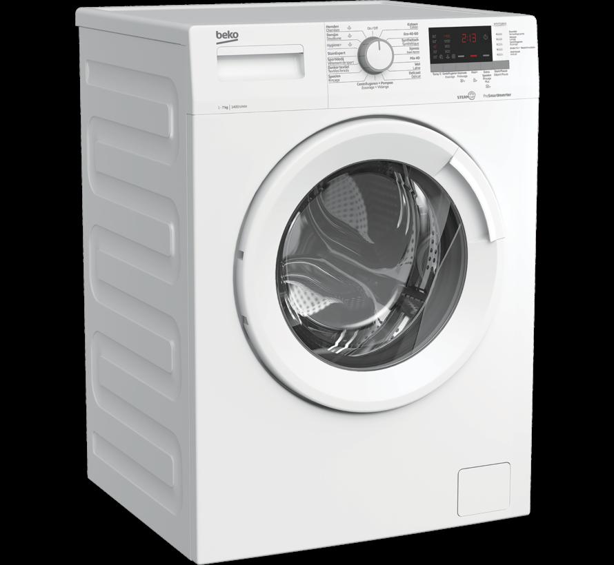Beko WTV7712BLS1 Wasmachine