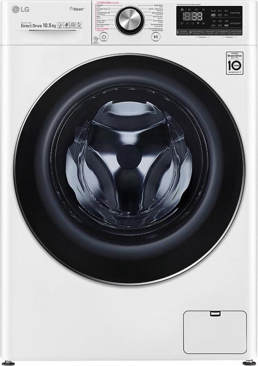 LG F6WV910P2E TurboWash Wasmachine