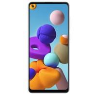 Samsung Samsung Galaxy A21 Zwart - 32GB Smartphone