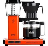 Moccamaster Moccamaster KBG Select Orange koffiezetapparaat met glaskan
